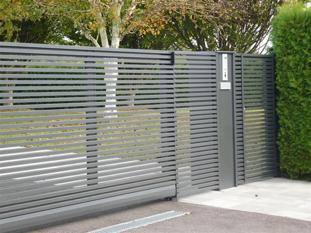Denk Metallbau Aluminium Edelstahl Balkon Zaun Geländer Toranlagen